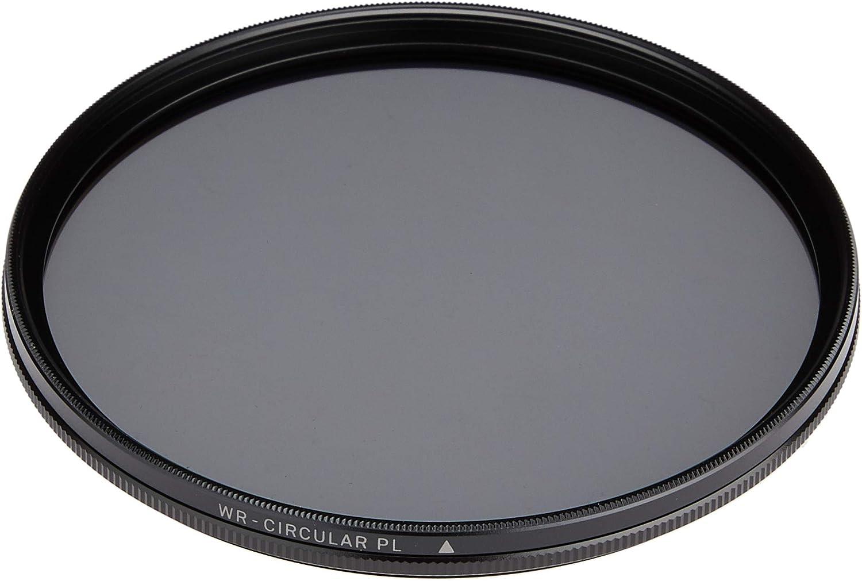 Sigma Wr Polfilter 72mm Wasserabweisend Antistatisch Schwarz