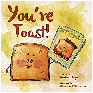 You're Toast audiobook cover art