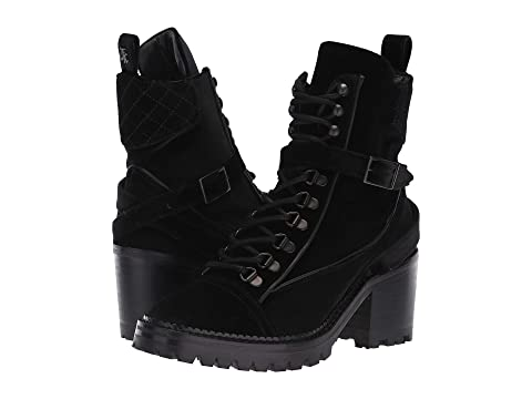 The Kooples Velvet Steffy Boots