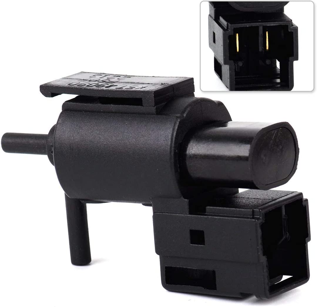 1Pc New Black Ranking TOP13 VSV EGR Vacuum Switch Outlet ☆ Free Shipping Solenoid Purge K5T4909 Valve