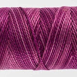 WonderFil Specialty Threads Sue Spargo Eleganza 2-ply #8 Perle Cotton Variegated, GoGetter #28