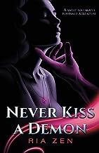 Never Kiss a Demon: A Sweet Soulmates Romance Adventure