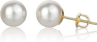 Best 6mm akoya pearl earrings Reviews