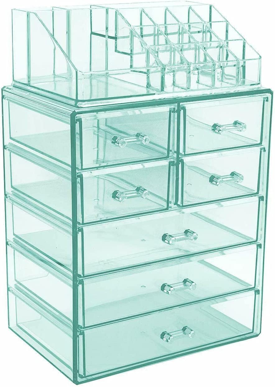Cosmetic Makeup 2021 and Great interest Jewelry Storage Case Spaci Display Organizer