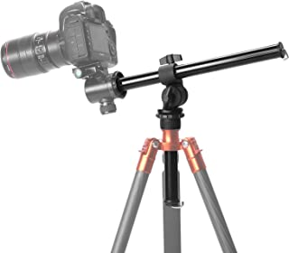 Neewer Camera Tripod Boom Arm: External Multi-Angle Center Column Extension Arm for Studio Outdoor Macro Over Head Shootin...