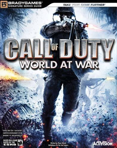 Call of Duty: World at War Signature Series Guide (Brady Games)