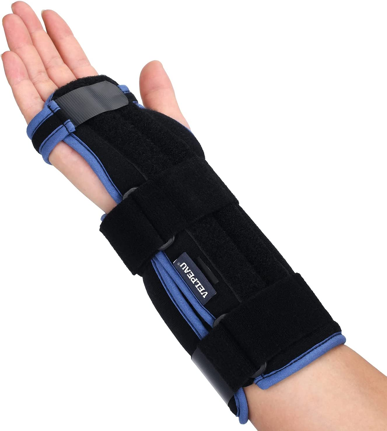 VELPEAU Carpal Tunnel Wrist Brace for -Night Max 46% OFF Sleep Don't miss the campaign Support