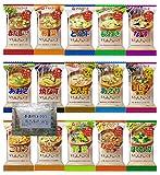 アマノフーズ フリーズドライ いつものおみそ汁 15種類30食セット +わさび茶漬け1食 I30