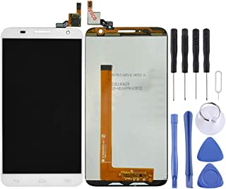 شاشة LCD ومحول رقمي من Lingland مجموعة كاملة لـ Alcatel One Touch Idol 2 S / 6050 / 6050Y / OT-6050 . Phone Phone Hate يغط...