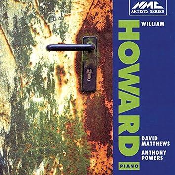 Powers: The Memory Room - Matthews: Piano Sonata, Op. 47