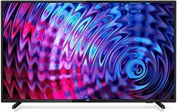 Philips 43PFS5503/62 Televizyon, 108 cm (43 inç) LED TV (Full HD, HDMI, USB, Dahili Uydu Alıcılı), Siyah