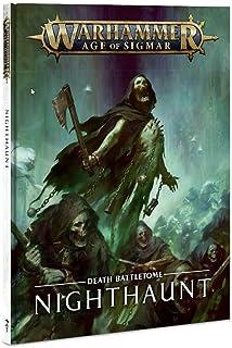 Warhammer Age of Sigmar - BATTLETOME: NIGHTHAUNT (HB) (EN)
