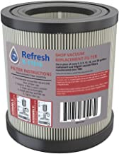 Refresh Replacement for Wet/Dry Shop Vac Air Filter model R17186 and Craftsman 17816 (1 pack)