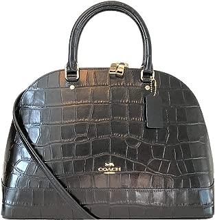 Best embossed coach handbags Reviews