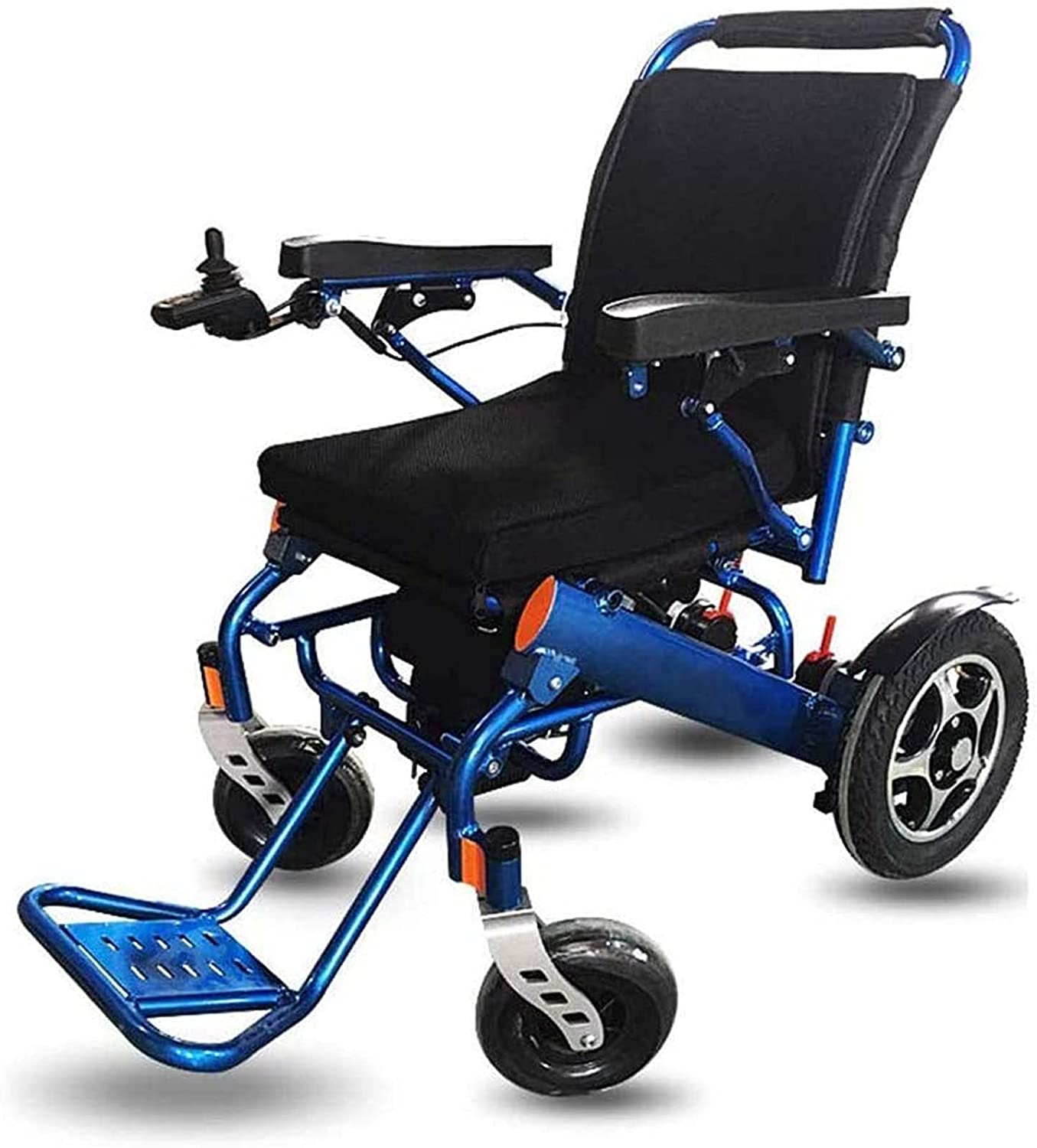FC-LY Folding Lightweight Electric and Cash special 2021 model price Durable Wheelchair Strong