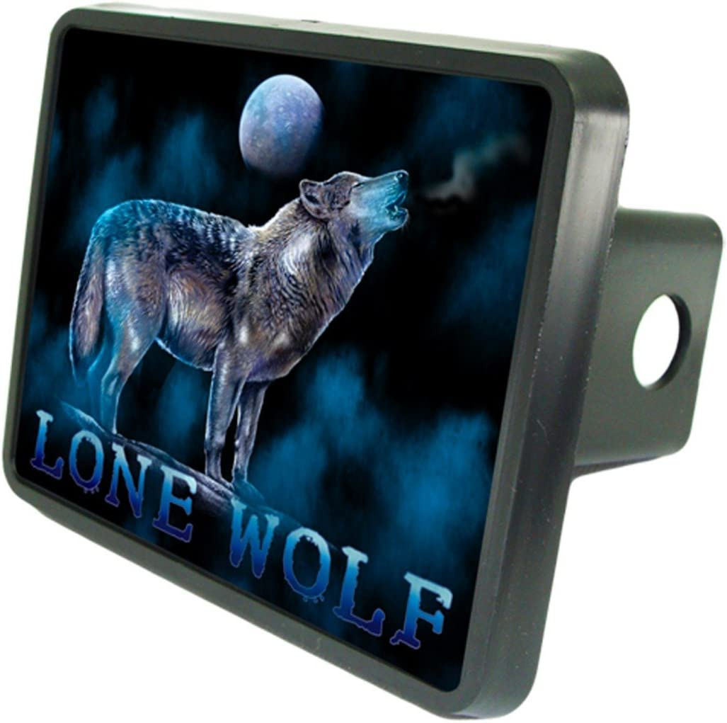 Lone Wolf Custom Hitch Plug for 1 1//4 Receiver from Redeye Laserworks