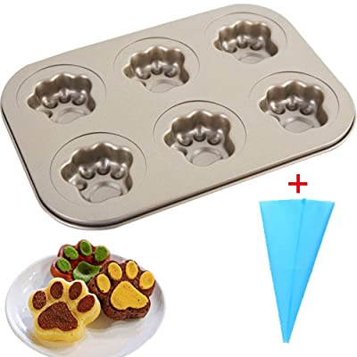 Carbon Steel Cannele Pan Nonstick Baking Molds ...