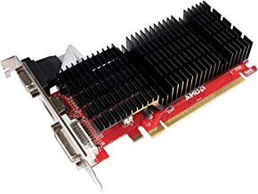 Diamond Multimedia AMD Radeon HD 5450 PCI Express GDDR3 1GB (DVI, HDMI, VGA) Low Profile Enhanced Heatsink Video Graphics ...