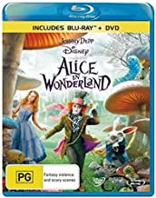 Alice in Wonderland Blu-ray + DVD