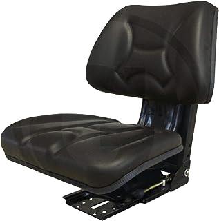 The Drive -14504 Tractorstoel, universeel geveerd kunstleer, tractorstoel, trekkerstoel, sleepzitje
