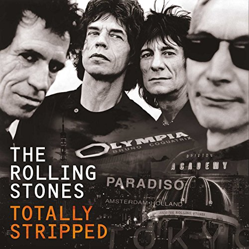 The Rolling Stones: Totally Stripped [DVD+CD]