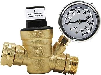 Best water regulators for campers