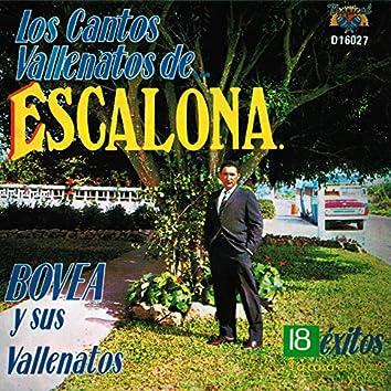 Los Cantos Vallenatos de Escalona - 18 Éxitos