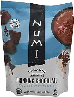 NUMI Organic Dash of Salt Drinking Chocolate, 6.3 OZ