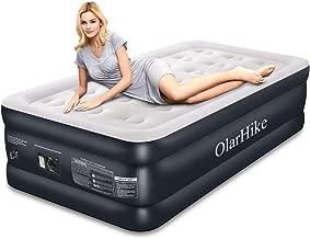 twin size double high air mattress