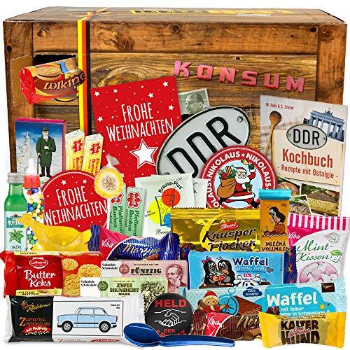 Adventskalender DDR 2019 / Ost Produkte / Geschenkverpackung Advent / DDR Adventskalender für Männer