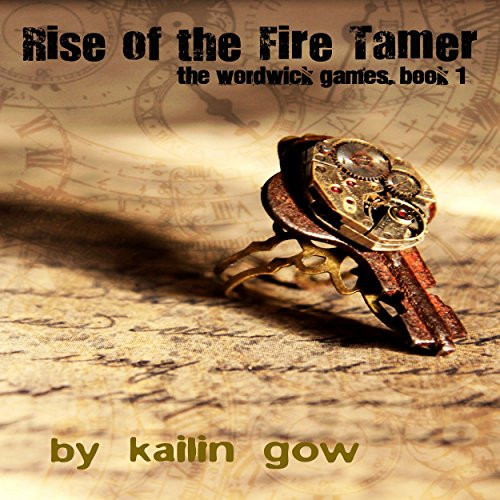 Rise of the Fire Tamer Titelbild