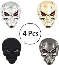 SKS Distribution/® Halloween Thriller Waterproof Car Styling Skeleton Sticker Skull Decal