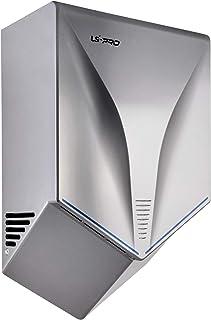 Dispositivo de Secado de Manos para el Hogar,Ba/ño,Secador de Aire Caliente,Soplador de Mano Secador de Manos Autom/ático 1200W,Secador de Manos El/éctrico