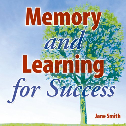 Memory and Learning for Success audiobook cover art