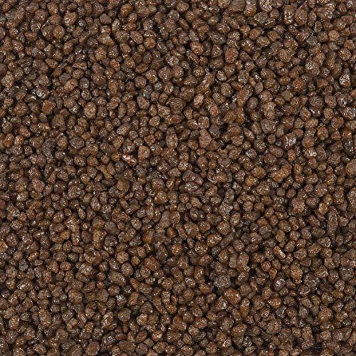 Eurosand Deko Granulat, Zierkies 2-3 mm braun 5 Kg (1 Kg = 1,79EUR)