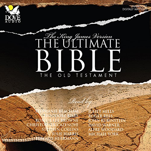 The Ultimate Bible: The Old Testament     The King James Version              By:                                                                                                                                 Phoenix Audio                               Narrated by:                                                                                                                                 Stephanie Beacham,                                                                                        Theodore Bikel,                                                                                        Roscoe Lee Browne,                   and others                 Length: 66 hrs and 56 mins     5 ratings     Overall 3.8