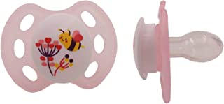 Tollyjoy Orthodontic Pacifier Hearts, 21g