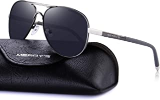 MERRY'S Men's Polarized Driving Sunglasses For Men...