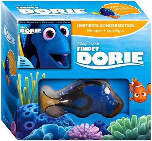 Findet Dorie – Das Originalhörspiel zum Kinofilm [Limitierte Sonderedition] CD + Spielfigur