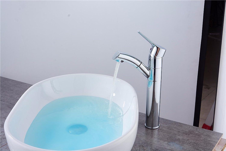 Lvsede Bad Wasserhahn Design Küchenarmatur Niederdruck Retro Art Pull Duschkopf Chrom Edelstahl Wasserfall Reinem Kupfer I215