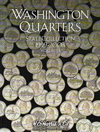 Washington Quarters: State Collection, Vol. 1: 1999-2003 by Not Available (NA) (2004) Hardcover