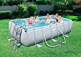 Zoom IMG-1 bestway 56441 power steel piscina