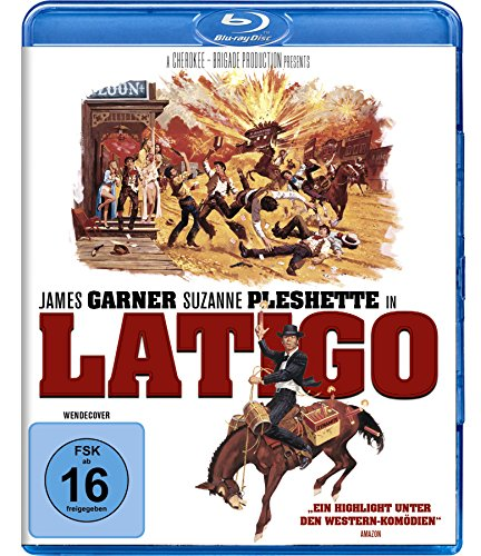 Latigo [Blu-ray]