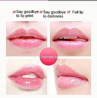 2pcs of Silicone Lip Plumper Lip Full Lips Plumping Enhancer Round Oval Lip Tool