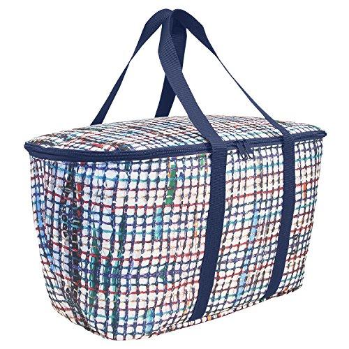Reisenthel 20 Liter Kühltasche coolerbag Thermo Einkaufskorb faltbar - Design: Structure