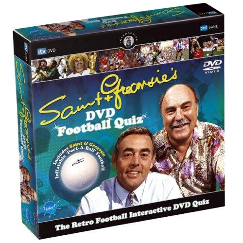 Saint & Greavsie DVD-Fußball-Quiz - Englisch Version