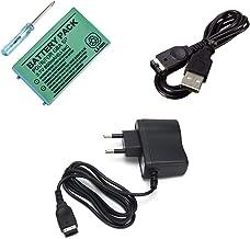 Link-e : Pack d'accessoires compatible avec la console Nintendo GBA SP (Gameboy Advance SP)