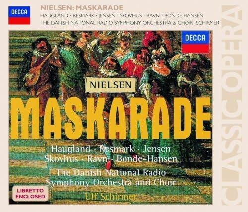 Susanne Resmark, Gert Henning-Jensen, Aage Haugland, Danish Radio Symphony Orchestra & Ulf Schirmer