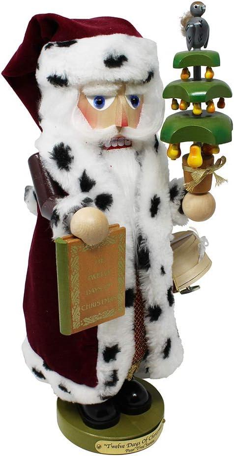 Steinbach Kurt Adler Limited List price Edition Max 79% OFF Days of Christmas 12 Musica