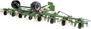 Bruder Krone Trailed Rotary Tedder With Running Gear